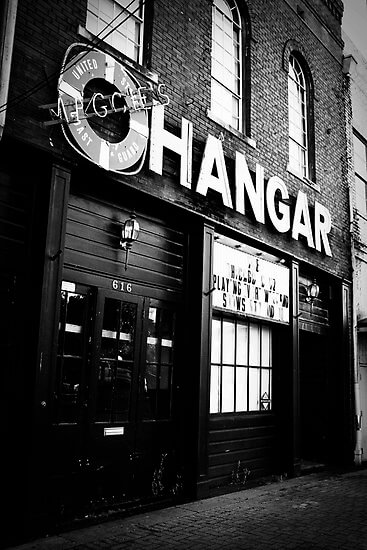 Maggie's Hangar in Shreveport